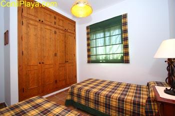 armario empotrado de segundo dormitorio