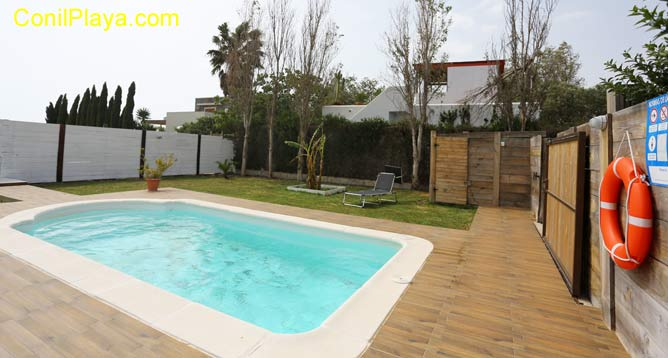 casa con piscina en el Palmar de Vejer