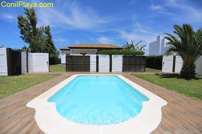 casas piscina