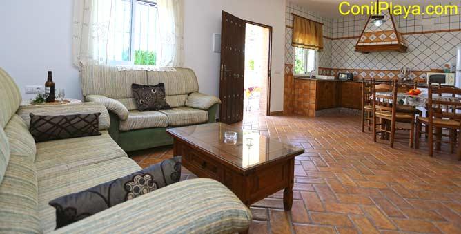 Salón del sofá