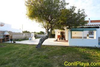 Chalet en El Palmar en zona tranquila y muy cerca de la playa.