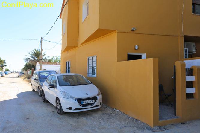 casa en El Palmar con terraza