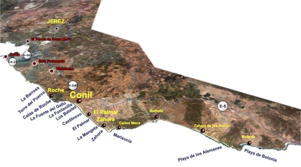 Ver casas en Alquiler en Conil de la Frontera