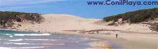 Playa de Bolonia.