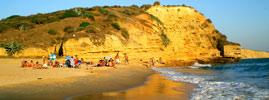 Playa de El Puntalejo.