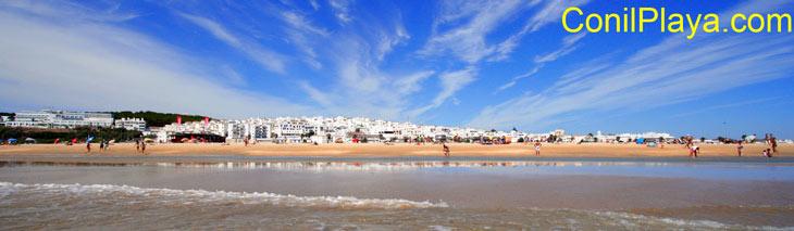 Playa de El Chorrilo