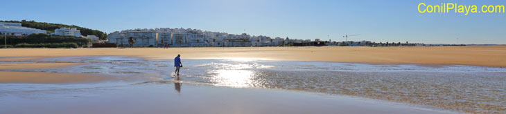 Playa del Chorrillo, conil.