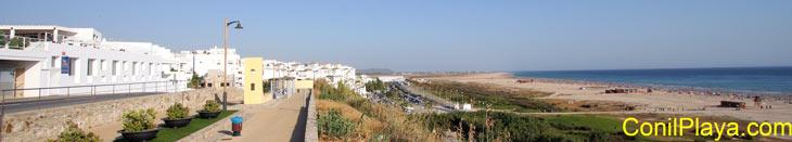 Playa de los Bateles.