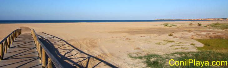 Playa de los bateles 6 de noviembre de 2010