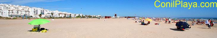 La Playa de El Chorrillo