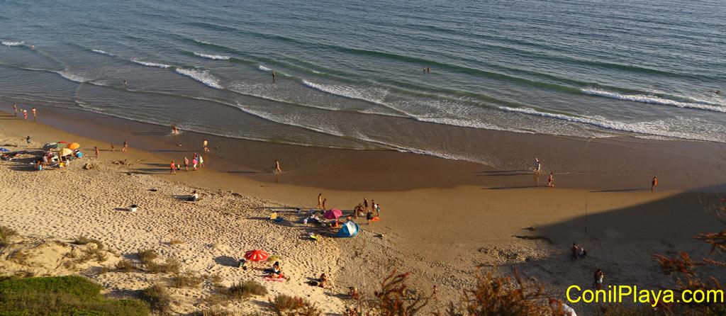 Playa de El Roqueo