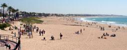 Ver fotos de la playa de la Barrosa, Sancti Petri, Chiclana.