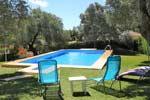 2 dormitorios,5 personas. Ideal para descansar. Estupendo chalet con piscina privada situado entre Vejer y Barbate, a pocos minutos de la playa.