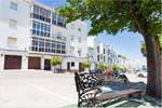 1 dormitorios,4 personas. Estupenda casa cerca del centro histórico. Ideal para conocer Vejer, sus playas y alrededores.