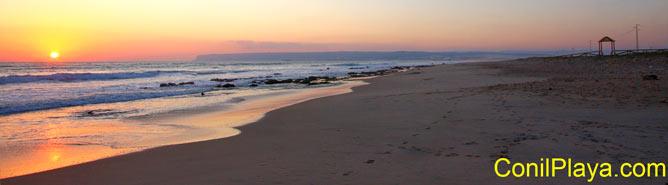 Playa de Barbate, Cañillos