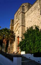 Iglesia Divino Salvador, Vejer.