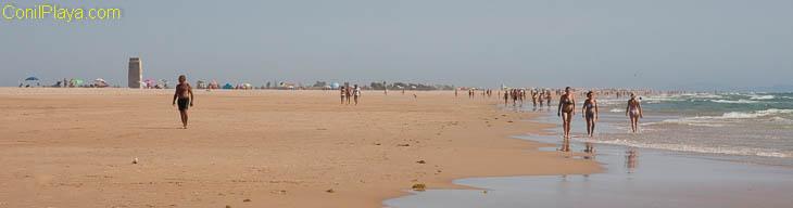 Playa de Castilnovo Conil