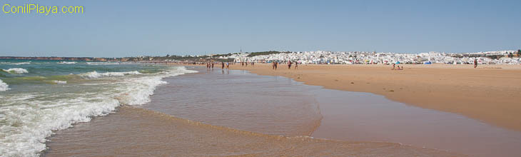 Playa de Castilnovo Conil