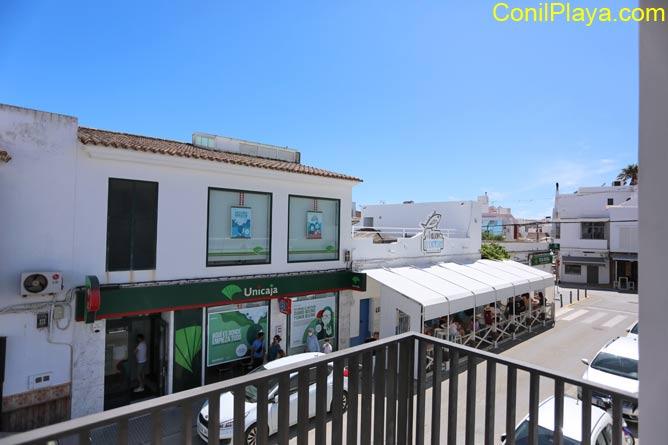 vistas balcon