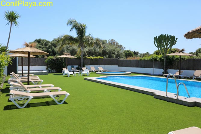 Alquiler en Zahora con piscina
