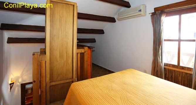 dormitorio arie acondicionado
