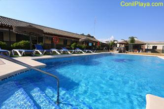 Zahora apartamento con piscina