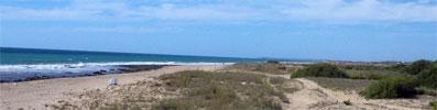 Ver fotos de la playa de Zahora.